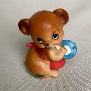 Josef Originals Mini Mama Bear Figurine
